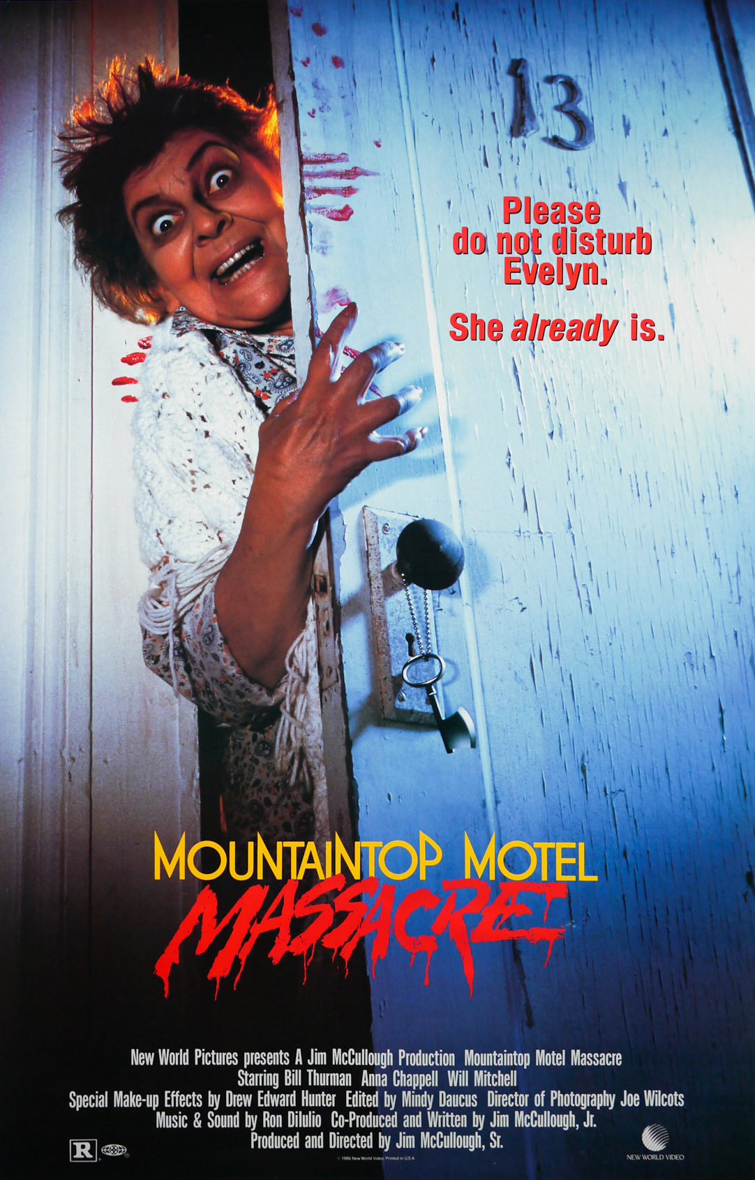 Mountaintop Motel Massacre 1983 Hindi Dual Audio 480p BluRay ESubs 350MB x264 AAC