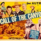 Gene Autry, Muriel Barr, Smiley Burnette, Thurston Hall, John Holland, Dorothea Kent, Joe Strauch Jr., Ruth Terry, and Fred Walburn in Call of the Canyon (1942)