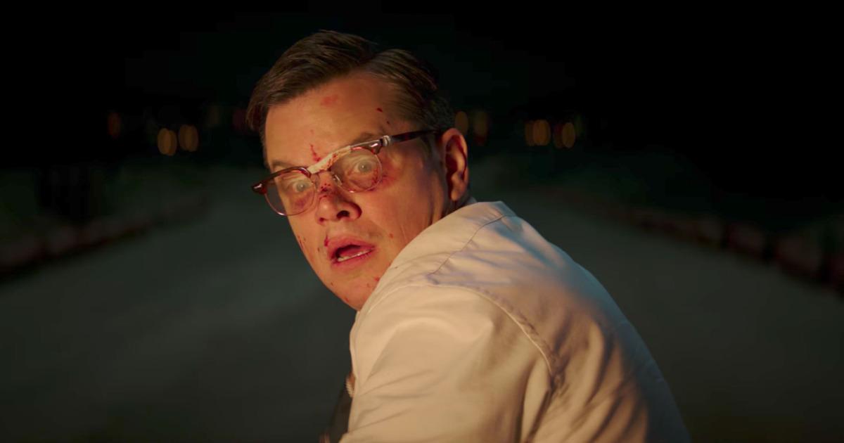 Matt Damon in Suburbicon (2017)