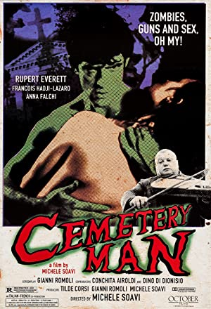 Where to stream Cemetery Man