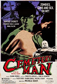 Primary photo for Cemetery Man