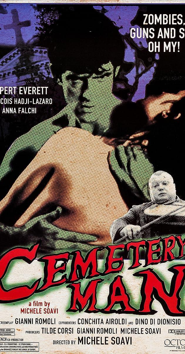 Subtitle of Cemetery Man