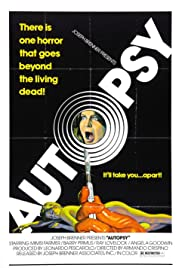 Autopsy(1975) Poster - Movie Forum, Cast, Reviews