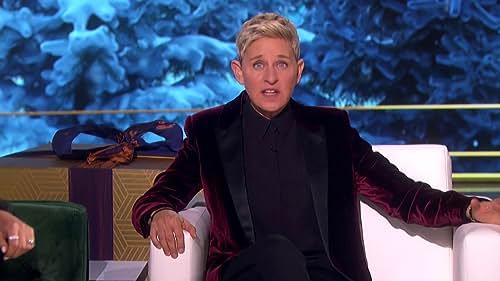 Ellen's Greatest Night Of Giveaways: I Saw Mommy Kissing Robert Downey Jr.