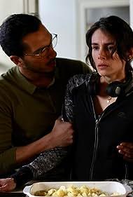 Louise Monot and Samir Boitard in Mémoire de sang (2018)