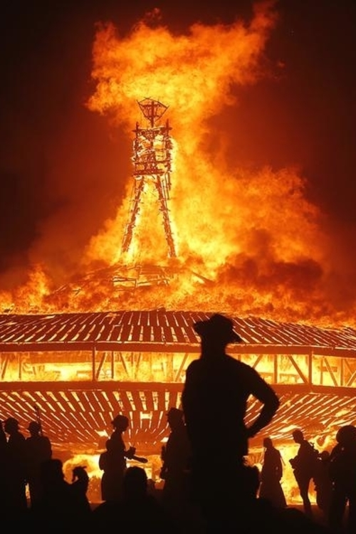 You Can T Unburn The Fire The Burning Man Documentary 2013 Imdb