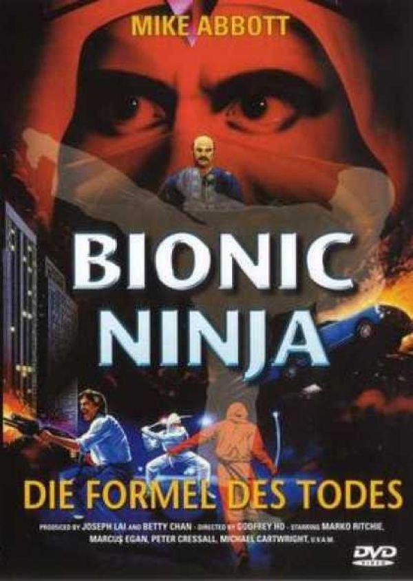 Bionic Ninja ((1986))