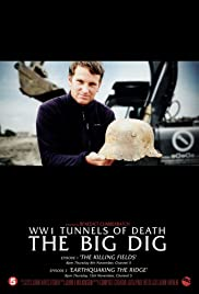 WWI's Tunnels of Death: The Big Dig Poster