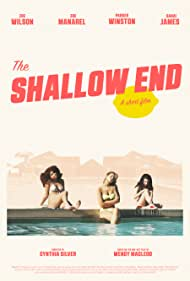Parker Winston, Sanai James, and Zoe Wilson in The Shallow End (2019)