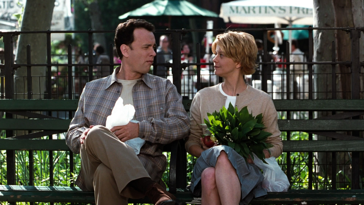 Image result for you've got mail 1998