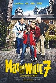 Max und die wilde 7 Poster
