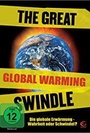 The Great Global Warming Swindle Poster