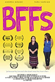 BFFs (2014) Poster - Movie Forum, Cast, Reviews