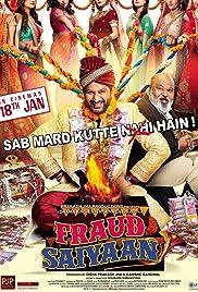 Fraud Saiyyan Poster