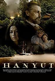 Sofia Jane, Peter O'Brien, Diana Danielle, and Adi Putra in Hanyut (2012)