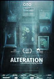 Alteration(2017) Poster - Movie Forum, Cast, Reviews