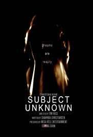 Subject Unknown Poster