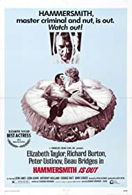 Hammersmith Is Out (1972) Poster - Movie Forum, Cast, Reviews