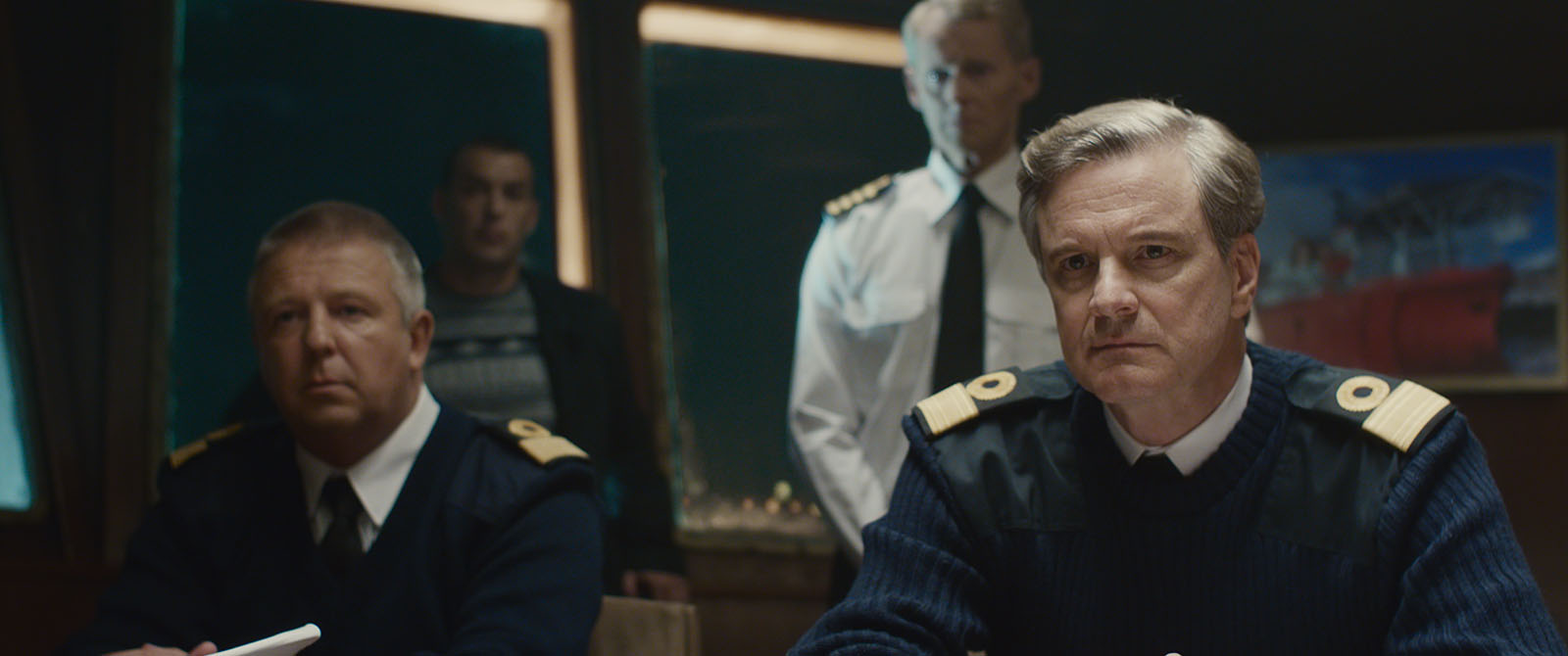 Colin Firth in Kursk (2018)