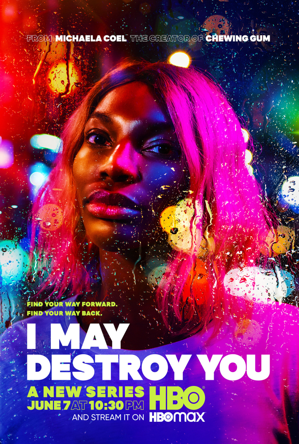 I May Destroy You movie poster