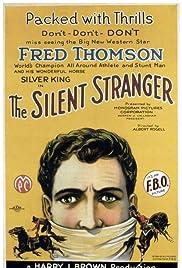 The Silent Stranger Poster