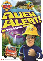 Strażak Sam : Kosmiczny Alarm – HD / Fireman Sam Alien Alert The Movie – Dubbing – 2016