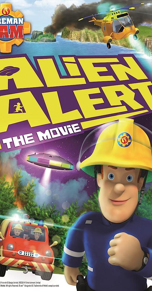 Subtitle of Fireman Sam: Alien Alert