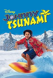 Johnny Tsunami Poster