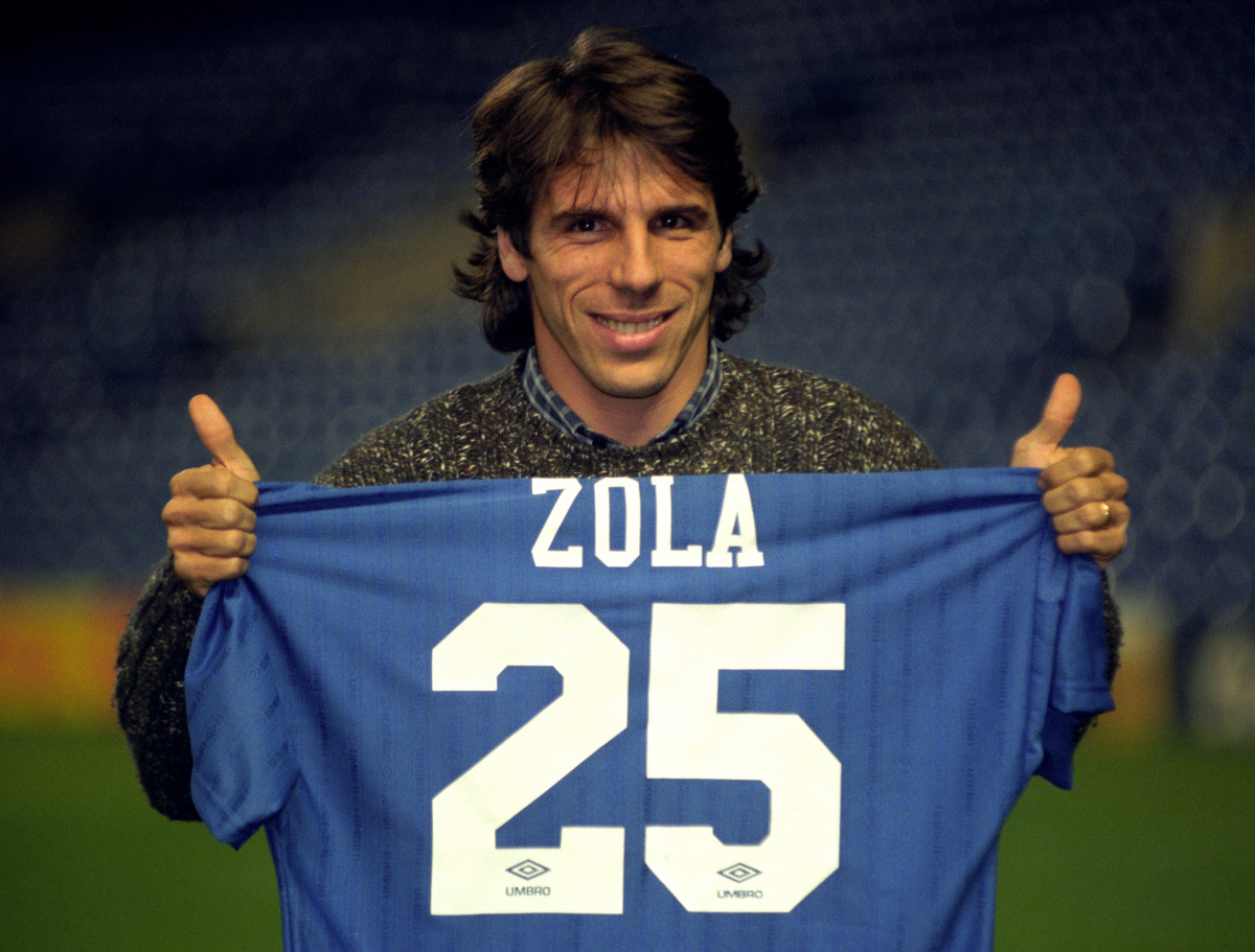 Image result for Gianfranco Zola