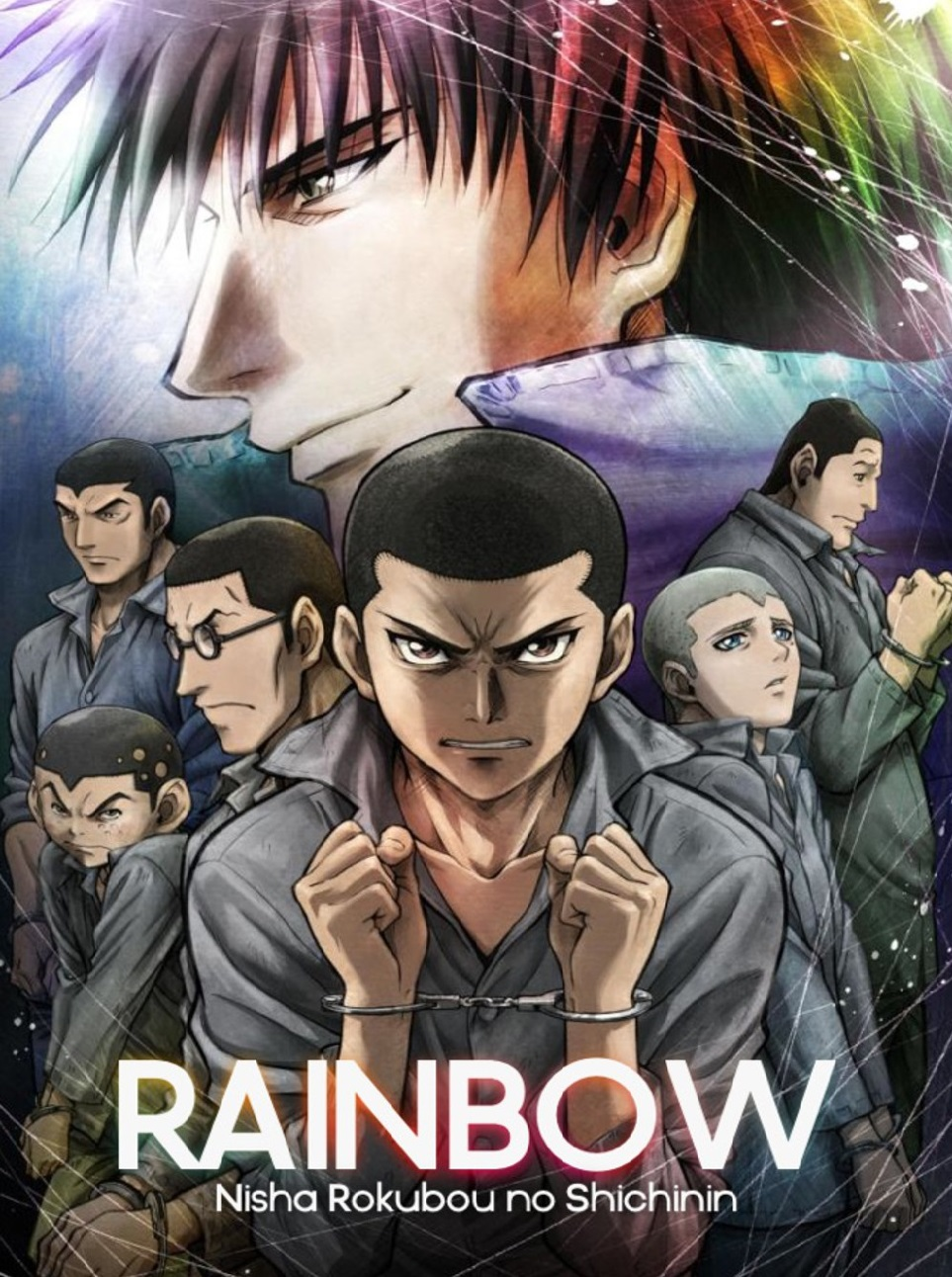 Rainbow: Nishakubou no shichinin Season 1 COMPLETE BluRay 720p