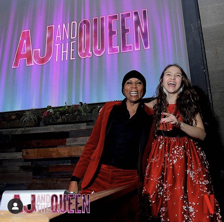 Izzy G AJ and the Queen Premier