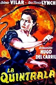 Watch online google movies La quintrala [1280x768]