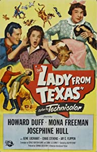 English movie sites download The Lady from Texas [720x576]