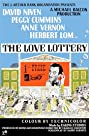The Love Lottery (1954) Poster