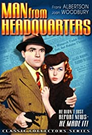 Man from Headquarters Poster