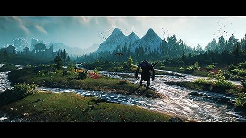 The Witcher 3: Wild Hunt: Lands Trailer