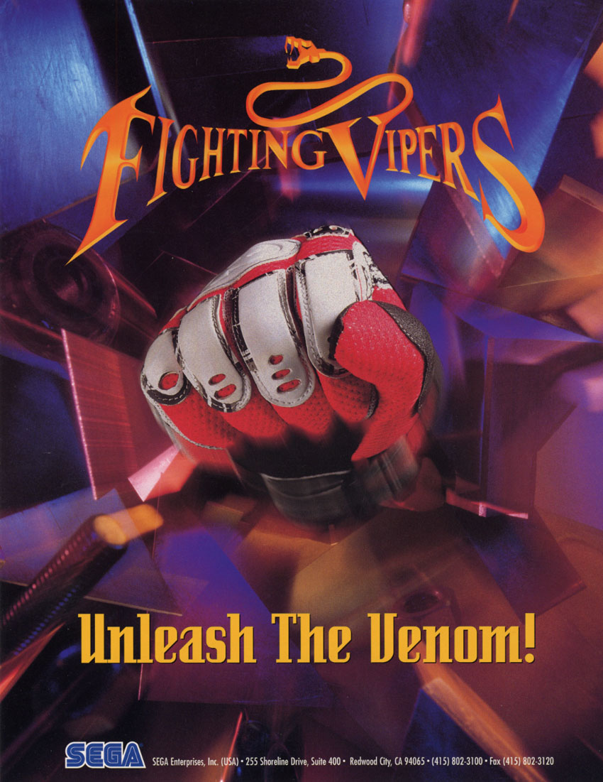 Fighting Vipers (Video Game 1996) - IMDb