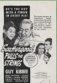 Scattergood Pulls the Strings Poster