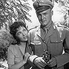 Gina Lollobrigida and Roberto Risso in Pane, amore e fantasia (1953)