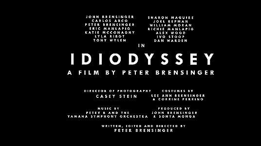 Idiodyssey by