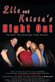 Will McCann, Jessica Lee Golden, Sylvia Bolster, and Gil Oteen in Elle and Krista's Night Out (2012)
