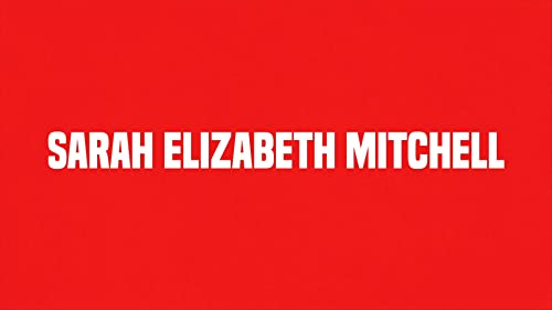 Sarah Elizabeth Mitchell | Demo Reel 2019