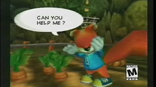 Conker's Bad Fur Day Nintendo 64,