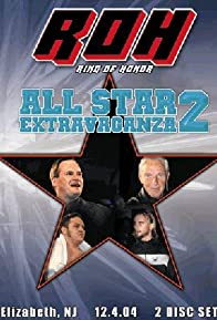 Primary photo for ROH: All Star Extravaganza