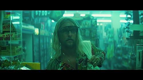 THE BEACH BUM Teaser Trailer