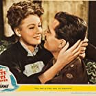 Irene Dunne and Alan Marshal in The White Cliffs of Dover (1944)