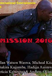 Mission 2016 Poster