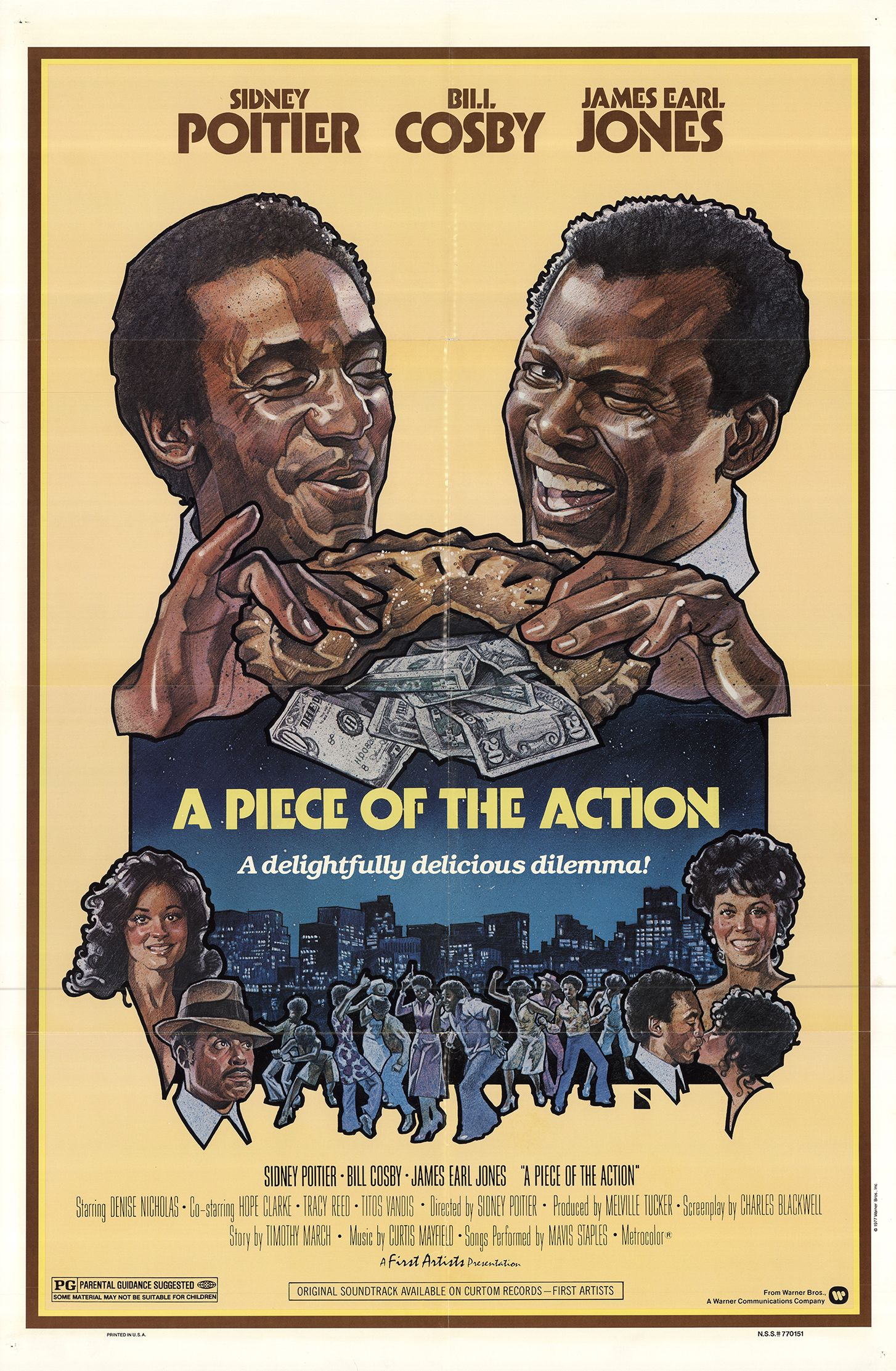 A Piece Of The Action 1977 Imdb