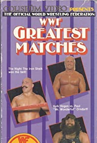 Primary photo for WWF Greatest Matches