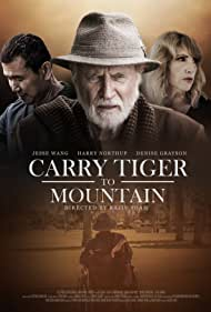 Denise Grayson, Harry Northup, and Jesse Wang in Carry Tiger To Mountain (2019)